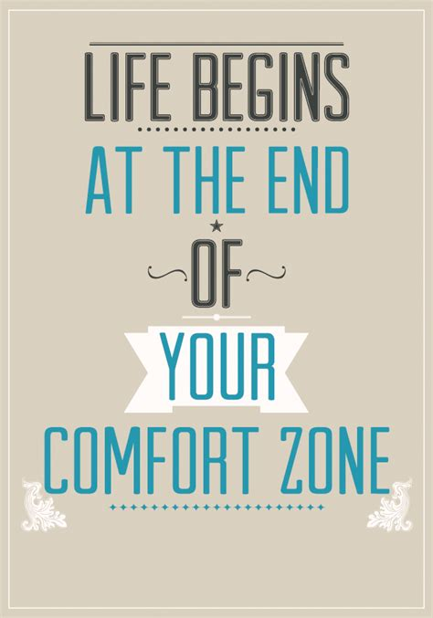 Life Begins at the End of Your Comfort Zone | Laura Berg Inc.