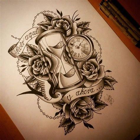mulpix vivir aqu 237 y ahora desing sketch tattoo time