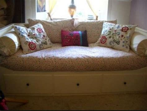 diy ikea hemnes daybed hemnes daybed couchification guest bed room pinterest