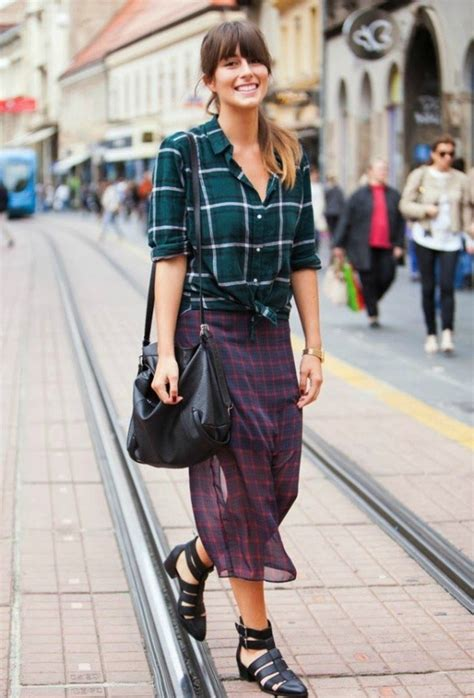 Winter Fashion Trends How To Wear Plaid by 5 Trends Of 2015 To Leave In 2016 303 Magazine