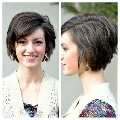 how to style short hair for pear shaped face face shape for short hair if you have a round face