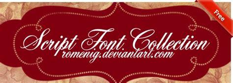 Wedding Font Collection Rar Efeito Photoshop 10 Amazing Free Script Free Fonts