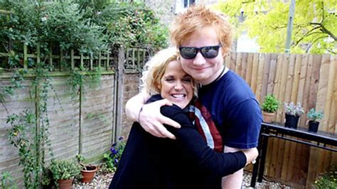 ed sheeran biography family bbc blogs wales amy wadge my role in ed sheeran s success