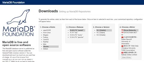 tutorial mariadb linux mariadb on ubuntu 16 04