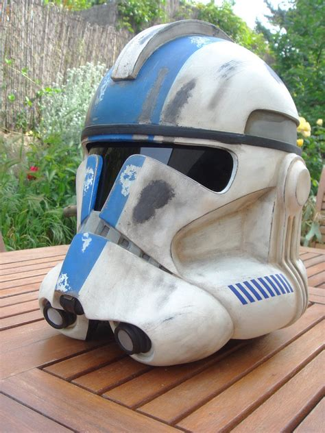 How To Make A Clone Trooper Helmet Out Of Paper - clone trooper helmet by ghost04300 on deviantart