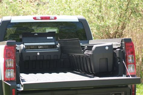 Small Truck Bed Tool Box Hummer H3t Storage Box Product Showcase Hummer Guy