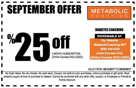 haircut coupons september 2014 metabolic coaching