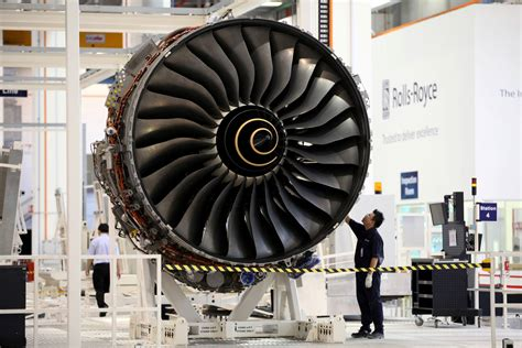 roll royce seletar engines