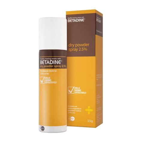 Harga Betadine jual betadine powder spray 2 5 prosehat