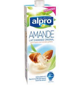 alpro lait d amande original