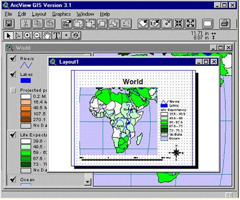 layout peta yang baik memulai penuntun cepat