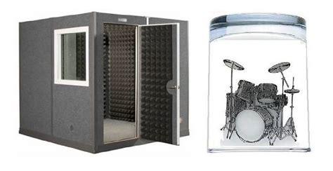 cabine insonorizzate prezzi box insonorizzato battox per musicisti attenuazione 35 40