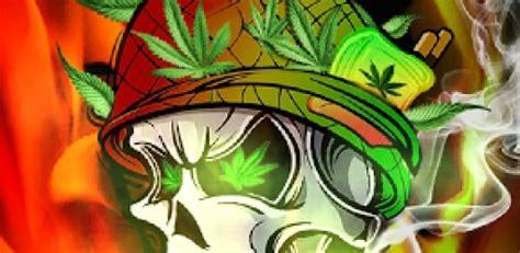 wallpaper cartoon weed animated marijuana wallpaper wallpapersafari