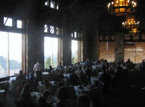 North Rim Grand Canyon Sunset When They Quot Opened Quot The Grand Lodge Dining Room