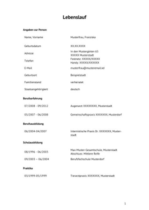 Lebenslauf Muster Arzthelferin Vorlagenb 246 Rse Die Community F 252 R Und Gesch 228 Ftliche Vorlagen K 252 Ndigungen