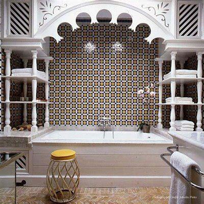 moroccan tile bathroom design moroccan style bathroom idarchi
