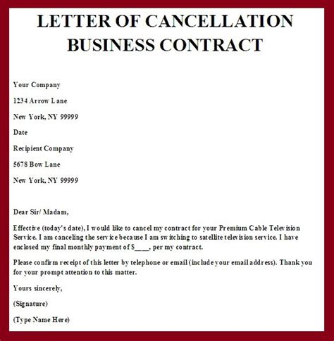Letter Of Intent To Discontinue Lease letter of intent to terminate lease contract resume