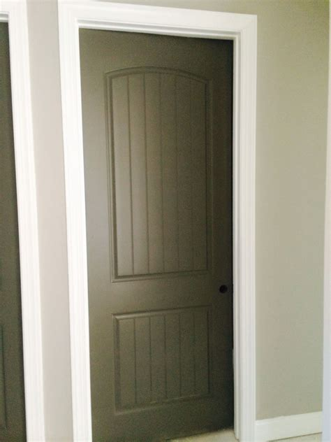 painted interior doors sherwin williams porpoise