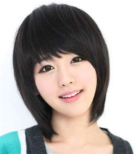 hairstyle for round face chinese korean hairstyles for girls 2013 hairstyles short