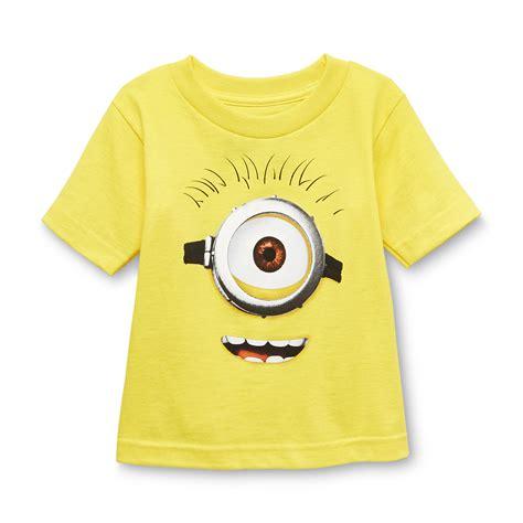 Toddler Boy Shirt - illumination entertainment toddler boy s t shirt minions