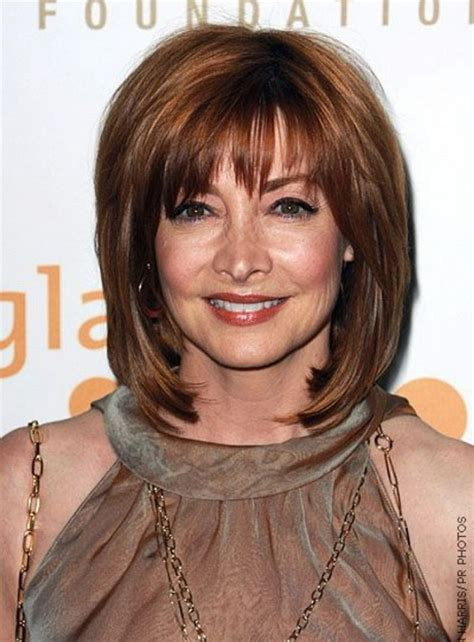 40 hairstyles with bangs latest hairstyles for women over 40