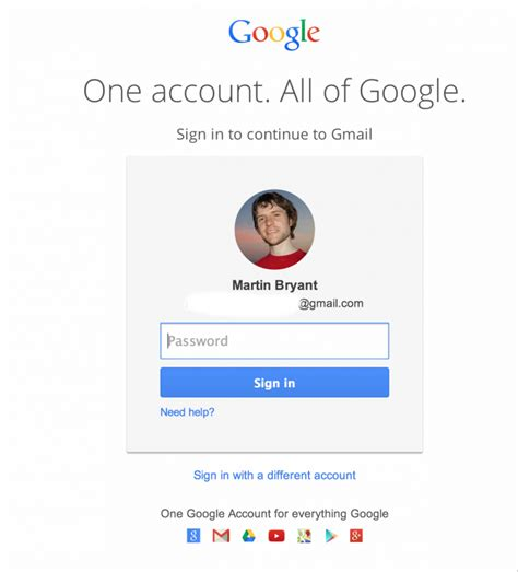 login gmail gmail gets refreshed log in page