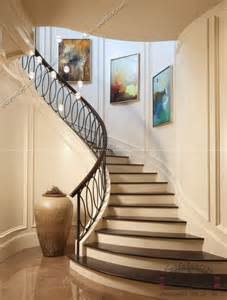 Ornamental Stair Railings by Wrought Iron Stair Railing 3