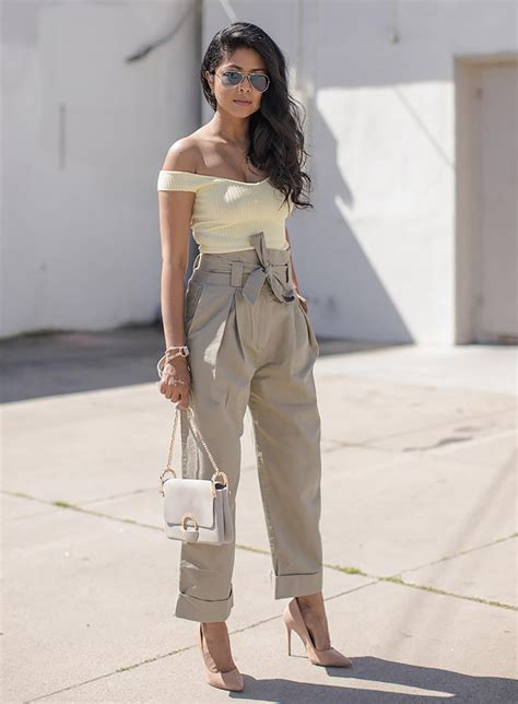 pastel outfit ideas  spring  fashion trends