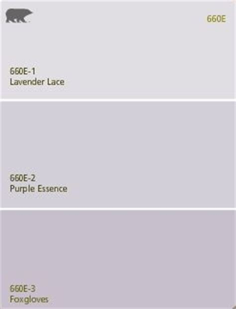 loving lavender color behr home