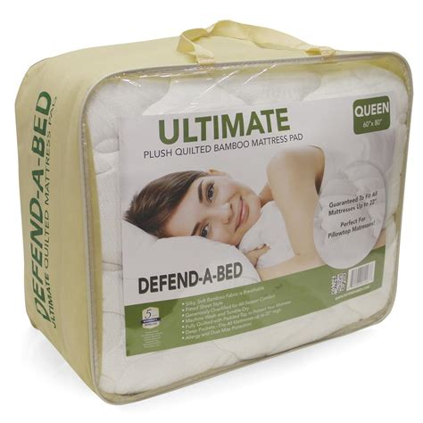 Xl Waterproof Mattress Protector by Ultimate Xl Size Bamboo Rayon Quilted Waterproof