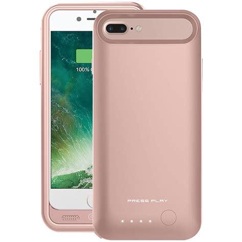 press play ppi7pbcn rgld iphone r 7 plus nero7 battery gold