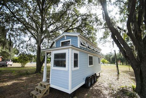 tiny homes florida tiny house town luxury davenport tiny house 270 sq ft