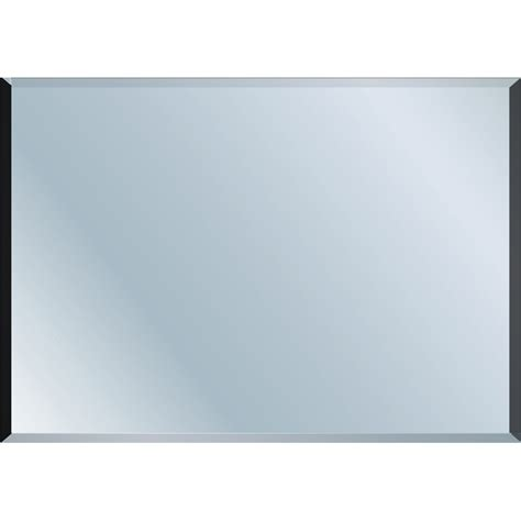 shop style selections 36 in x 30 in beveled edge wall