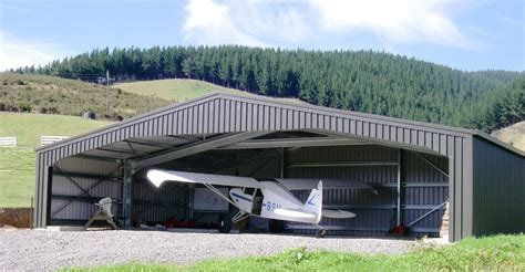 Aircraft Shed by Aircraft Hangars Nz Sheds Nz Shed Builders New Zealand