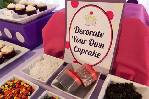Decorate Your Own Cupcake by Decorate Your Own Cupcake Baby Shower Stuff