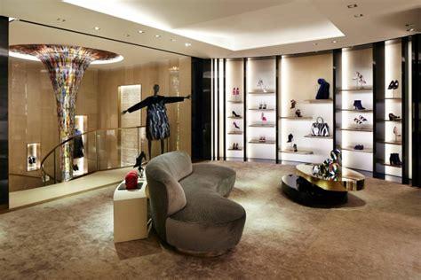home design stores in paris fendi flagship store paris 187 retail design blog