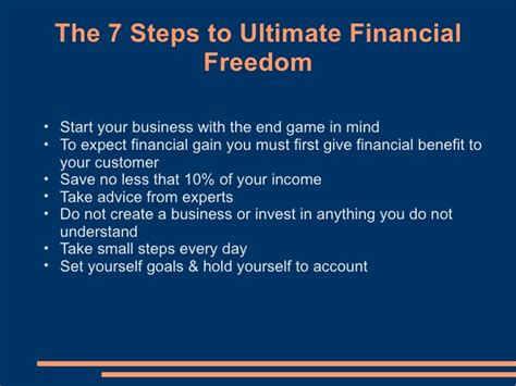 7 Tips To Creating The Ultimate Theme For The Season by 7 Steps To Ultimate Financial Freedom