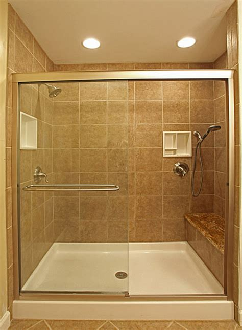 tiled bathroom ideas pictures gallery of alluring shower stall ideas in bathroom