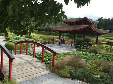 patio japonais pont japonais jardin finest jardin japonais claude monet