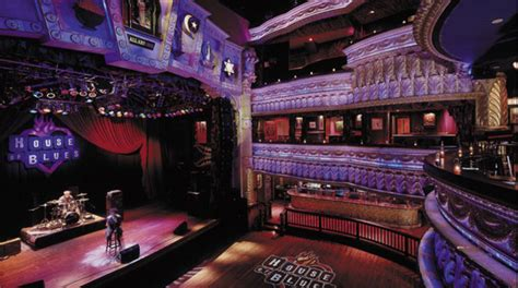 House Of Blues Interior by Chicago Shows More Concerts Valslist