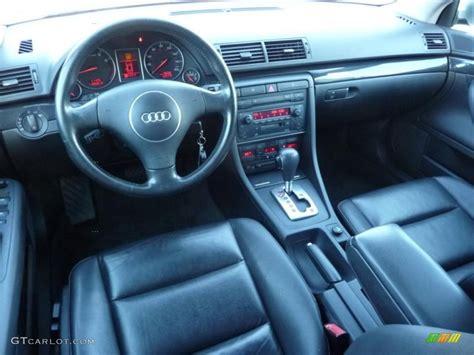 2003 Audi A4 1 8 T Interior by Interior 2004 Audi A4 1 8t Quattro Avant Photo
