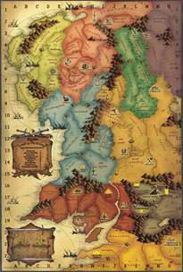 tolkien map middle earth tolkien is there a map of frodo s journey during the lord of the rings science fiction