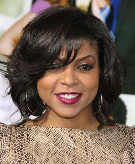 what type of hair does taraji henson weave taraji p henson hairstyle bob hairstyle of nowdays