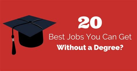 desk jobs without degree 20 best jobs or careers you can get without a degree