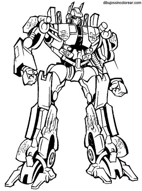 Dibujos Para Colorear De Transformers 3 Az Dibujos Para Colorear | dibujos sin colorear dibujos para colorear online