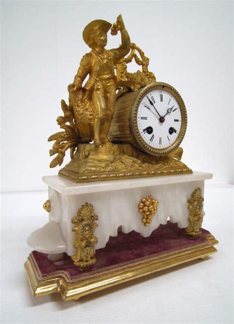antiques atlas french mantel clock