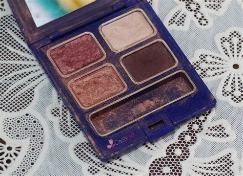 Warna2 Eyeshadow Inez 5 gaya makeup dengan inez eyeshadow