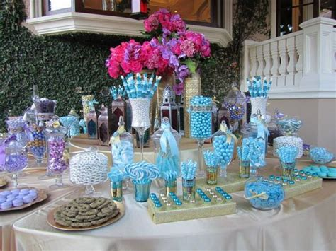 purple and blue buffet blue purple and gold buffet by www candybarcouture