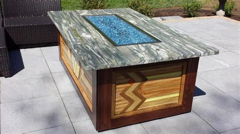 build gas pit table build pit table pit design ideas