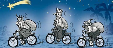 fotos reyes magos en moto los reyes magos y su tr 225 fico ricardo cartas